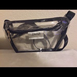New-Clear Fanny Pack-Stadium approved.